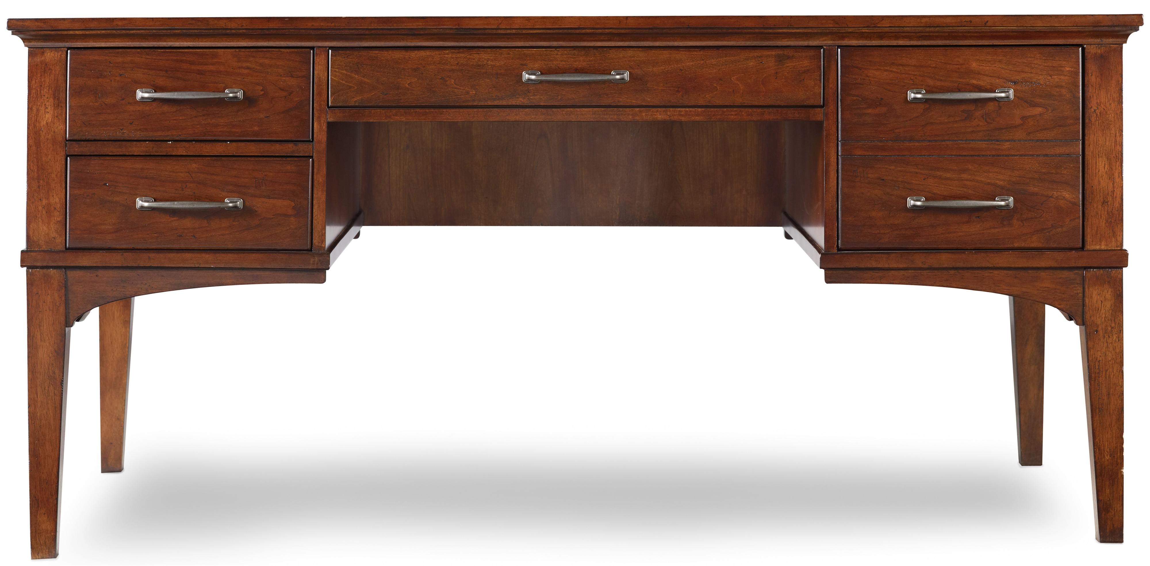 Hooker Furniture Wendover Leg Desk - Item Number: 1037-71201
