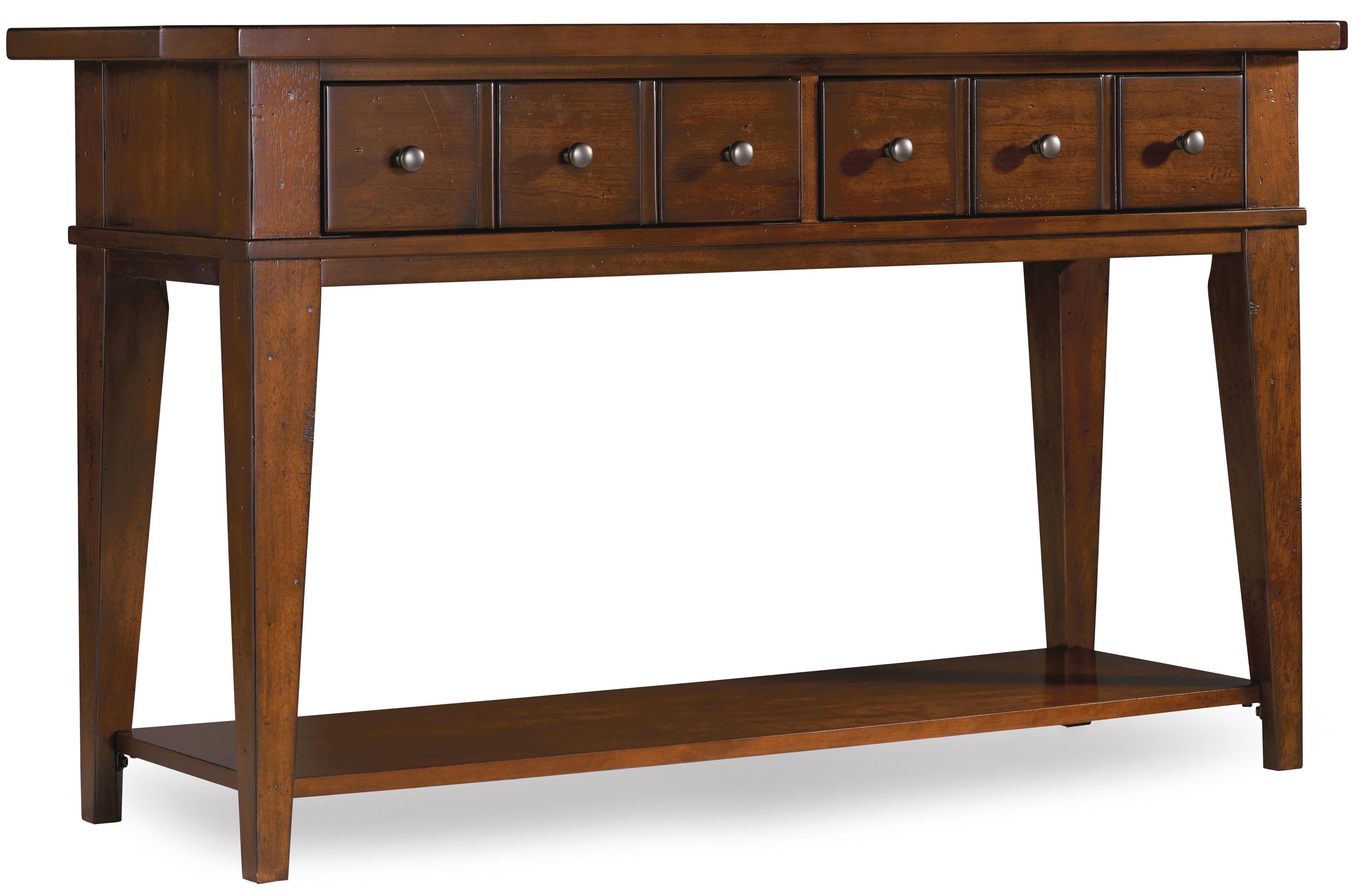 Hooker Furniture Wendover Sofa Table - Item Number: 1037-81151