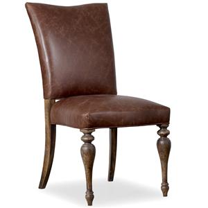 Hooker Furniture Willow Bend Upholstered Side Chair