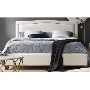 Regency Willow Wood Willow Wood Upholstered Bed