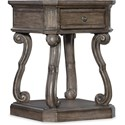 Hooker Furniture Woodlands 1-Drawer Nightstand - Item Number: 5820-90015-84