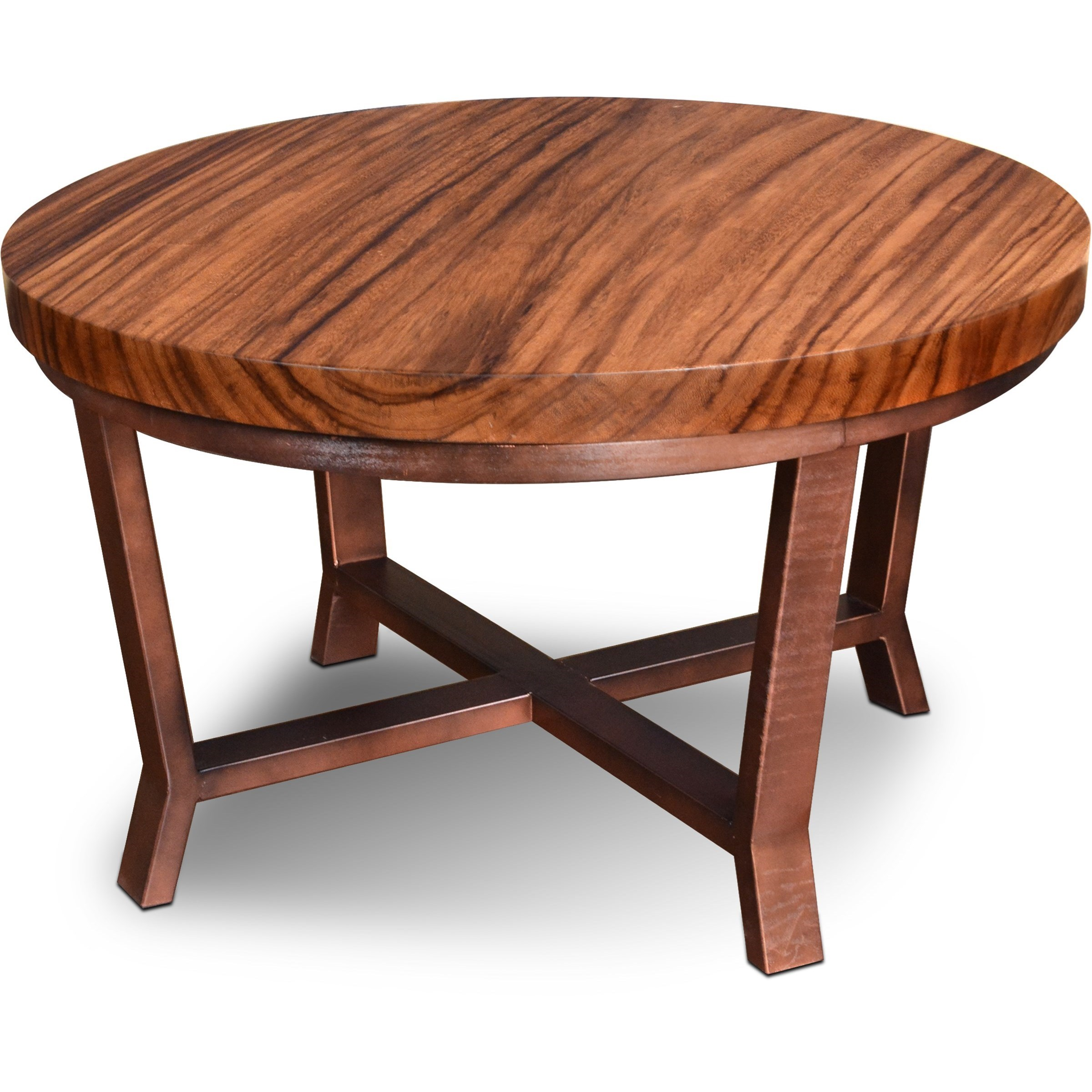 Amazon Round Cocktail Table by Horizon Home at Home Furnishings Direct