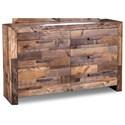 Horizon Home Boardwalk 6 Drawer Dresser - Item Number: H4980-310