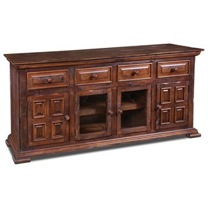 "Horizon Home Cathedral 73"" TV Stand"