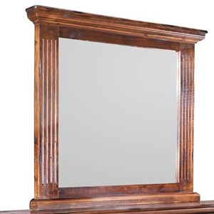 Horizon Home Cathedral Mirror