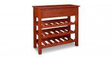 Horizon Home Venito Wine Cabinet