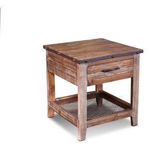 Horizon Home Urban Loft End Table