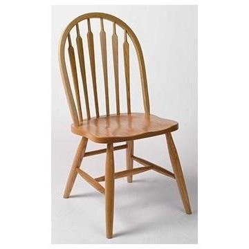Arrowback Customizable Low Back Side Chair by Horseshoe Bend at Mueller Furniture