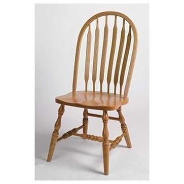 Regular Bent Paddle High Back Side Chair