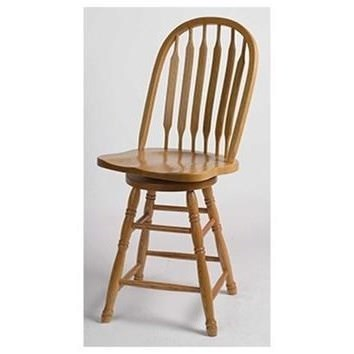 Deluxe Low Back Barstool