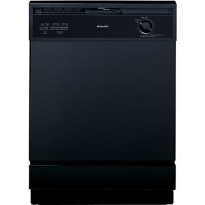 """Hotpoint Dishwashers 24"""" Built-In Dishwasher"""