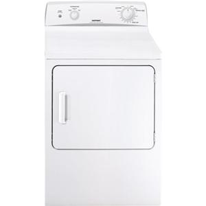 6.0 Cu. Ft. Front-Load Electric Dryer
