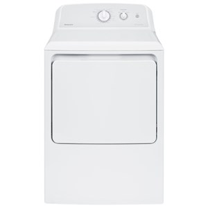 Hotpoint Dryers 6.2 Cu.Ft. Aluminized Alloy Electric Dryer