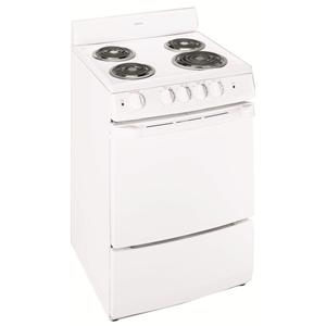"Hotpoint Electric Range 24"" Freestanding Electric Range"