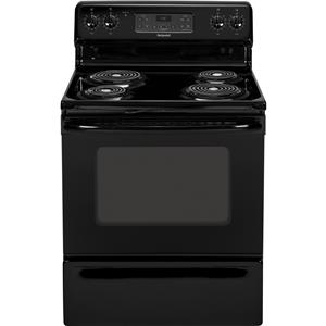 "Hotpoint Electric Ranges - Hotpoint-469138973 30"" Free-Standing Electric Range"