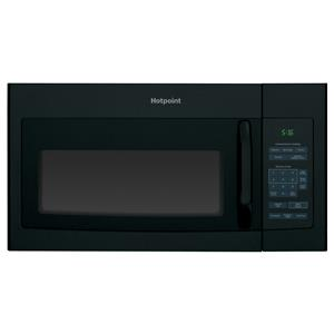 Hotpoint Microwaves 1.6 Cu. Ft. Over-the-Range Microwave Oven
