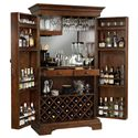 Howard Miller Americana Hide-a-Bar Cabinet