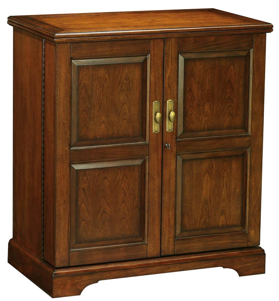 Howard Miller Americana Portable Hide-a-Bar Cabinet - Item Number: 695-116