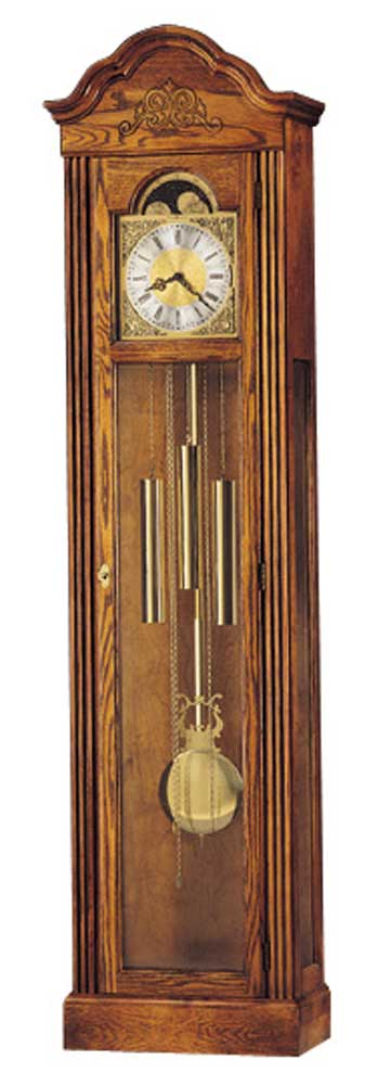 Howard Miller Clocks Ashley Grandfather Clock - Item Number: 610519-mo
