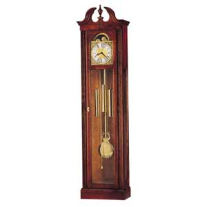 Chateau Grandfather Clock