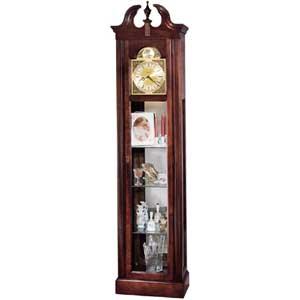 Cherish Curio Floor Clock