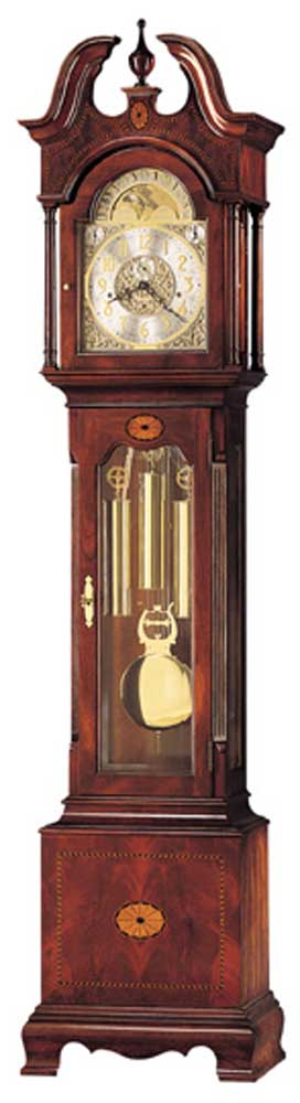 Howard Miller Clocks Taylor Grandfather Clock - Item Number: 610648-mc