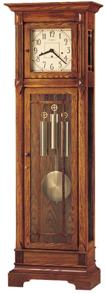 Howard Miller Clocks Greene Grandfather Clock - Item Number: 610804-mo