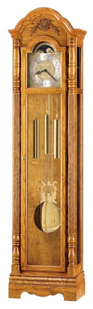 Howard Miller Clocks Joseph Grandfather Clock - Item Number: 610892-mo