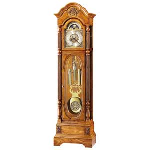 Howard Miller Clocks Clayton Grandfather Clock