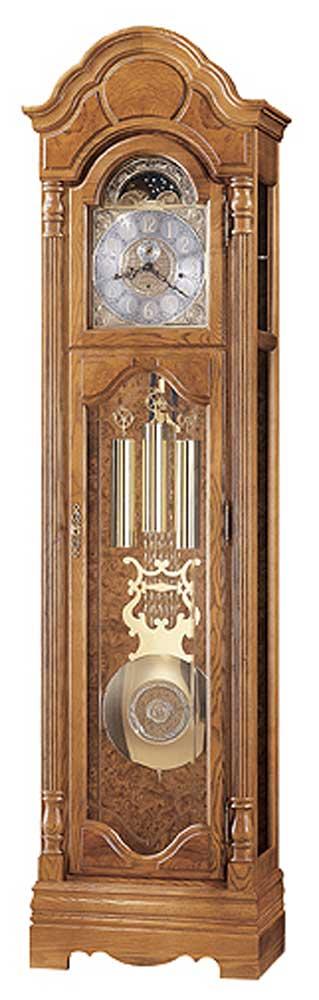 Howard Miller Clocks Bronson Grandfather Clock - Item Number: 611019-mo