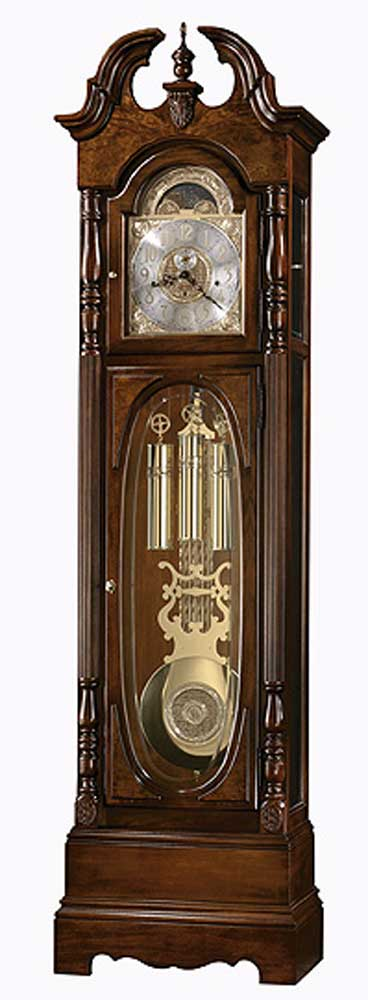 Howard Miller Clocks Robinson Grandfather Clock - Item Number: 611042-dc