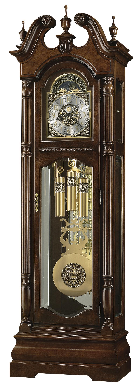 Howard Miller Floor Clocks Edinburg - Item Number: 611-142 Edinburg