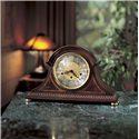 Howard Miller 613 Webster Mantel Clock - Mantel Clock Shown in Room Setting
