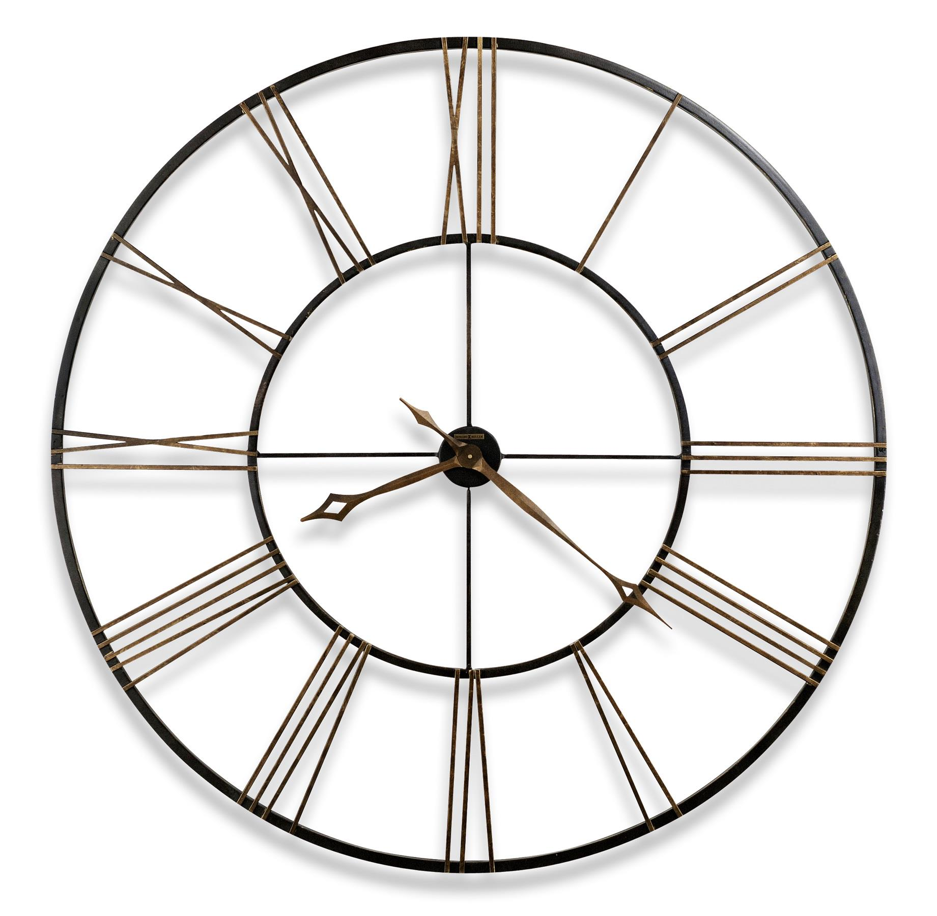 Wall Clocks Postema Wall Clock by Howard Miller at Baer's Furniture
