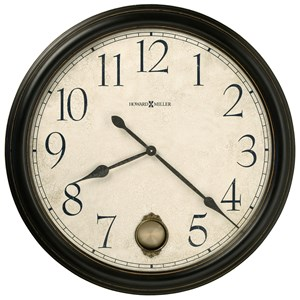 Glenwood Falls Wall Clock