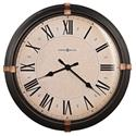 Howard Miller Wall Clocks Atwater Wall Clock - Item Number: 625-498