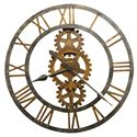 Howard Miller Wall Clocks Crosby Wall Clock - Item Number: 625-517