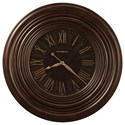Howard Miller Wall Clocks Harrisburg Wall Clock - Item Number: 625-519