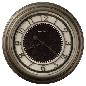 Howard Miller Wall Clocks Kennesaw Metal Wall Clock