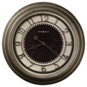 Howard Miller Wall Clocks Kennesaw Metal Wall Clock - Item Number: 625-526