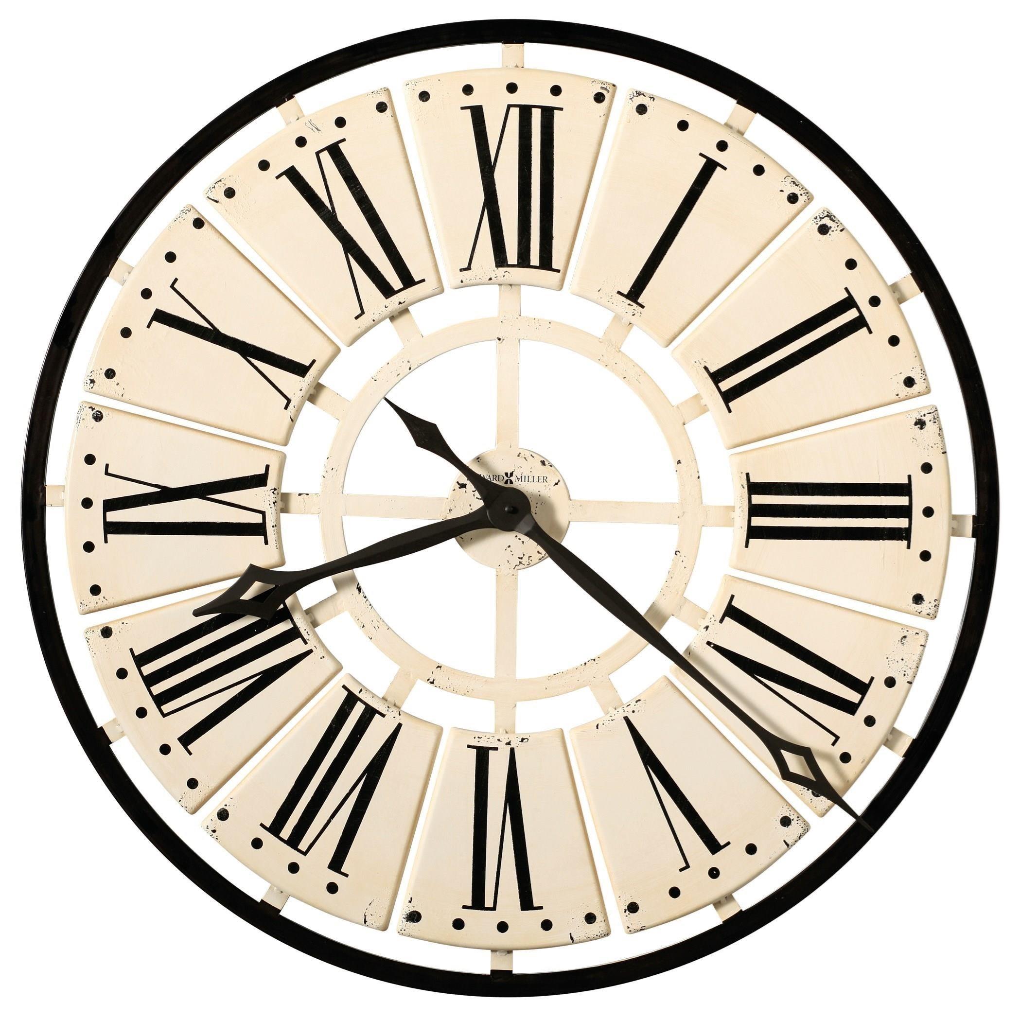 Howard Miller Wall Clocks Wall Clock - Item Number: 625-546