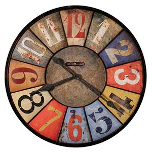 Country Line Clock