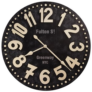 Howard Miller Wall Clocks Fulton Street Wall Clock