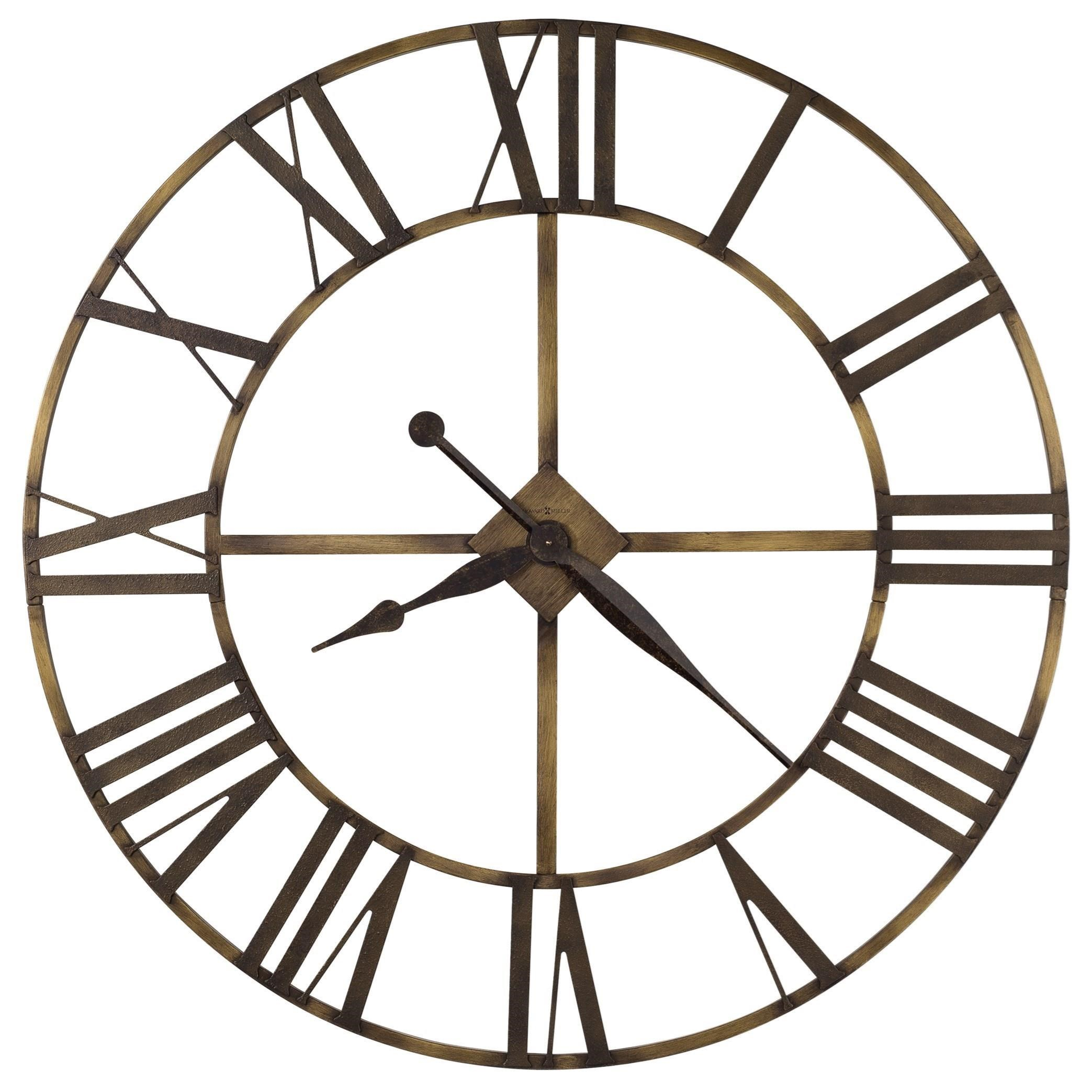 Howard Miller Wall Clocks Wingate Wall Clock - Item Number: 625-566