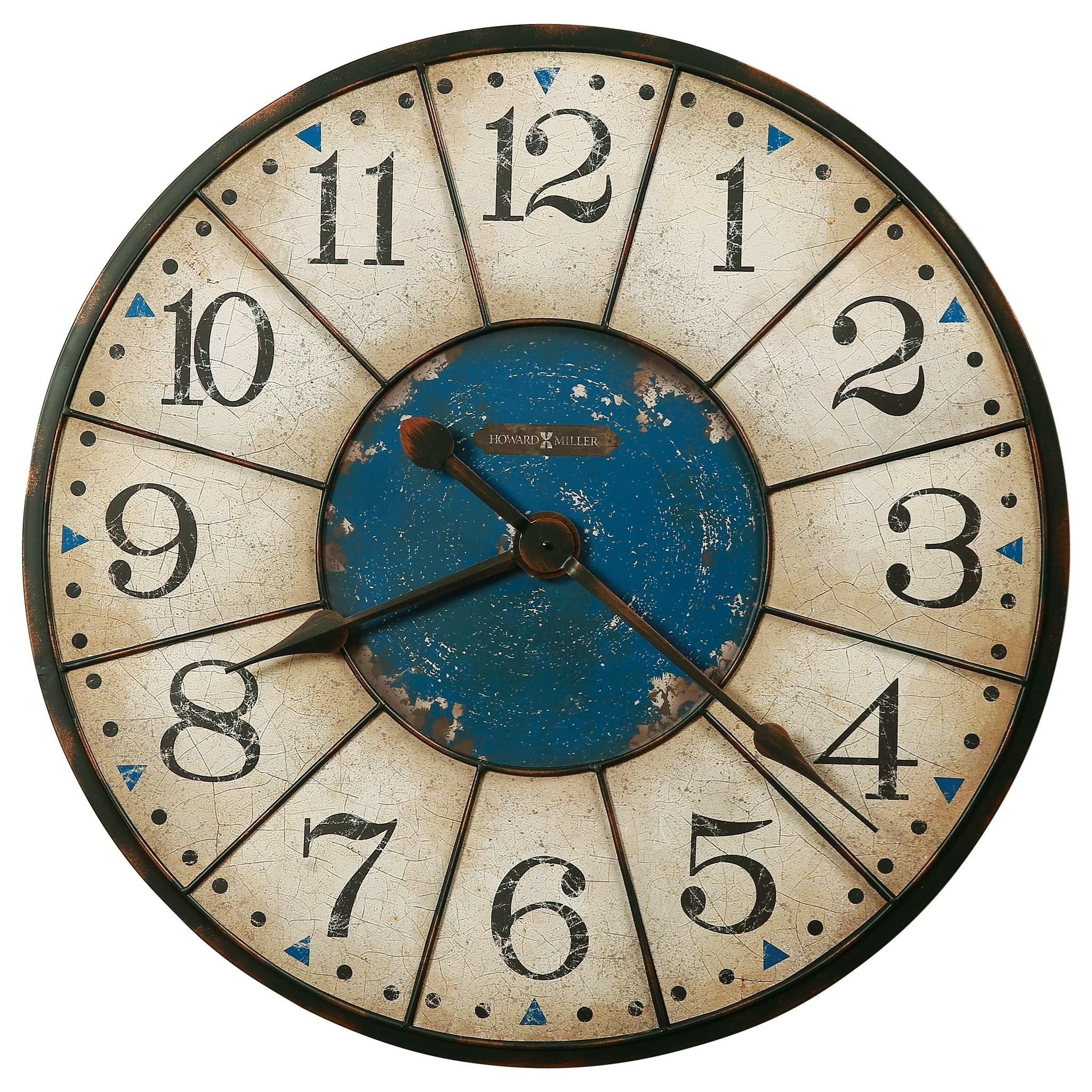 Howard Miller Wall Clocks Balto Wall Clock - Item Number: 625-567