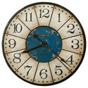 Howard Miller Wall Clocks Balto Wall Clock - Item Number: 625-567