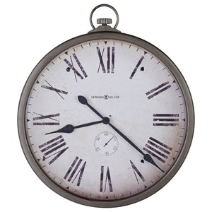 Howard Miller Wall Clocks Pocket Watch Wall Clock
