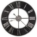 Howard Miller Wall Clocks Dearborn Wall Clock - Item Number: 625-573