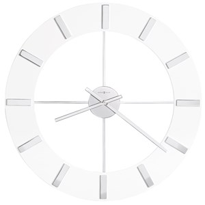 Howard Miller Wall Clocks Pearl Wall Clock