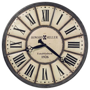 Company Time Wall Clock